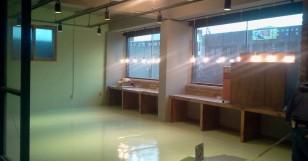 2층 책놀이터(북카페)가 거의 완성 단계입니다.
