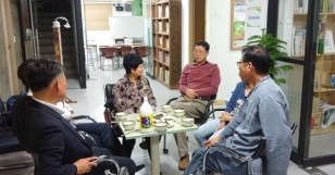 이웃과 주고받는 생활특강 – 약대동 신나는 부동산 김진옥 대표