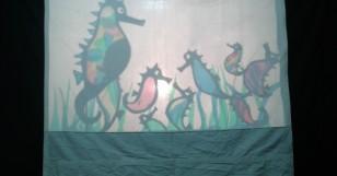 그림자극놀이 – 교육극단 틱톡